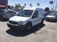 Options:  2013 Ford Transit Connect Below Market
