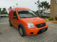 Options:  2013 Ford Transit Connect Cargo Van Xlt 4Dr