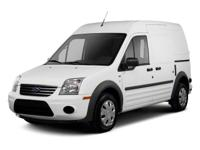 **CLEAN CARFAX** and **NO ACCIDENTS**. Transit Connect