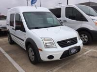 Recent Arrival! Ford Transit Connect XLT FWD CARFAX