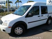 This outstanding example of a 2013 Ford Transit Connect