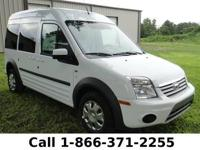 2013 Ford Transit Connect Wagon XLT Premium Features: