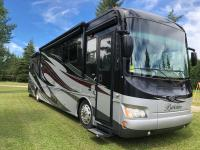 2013 Berkshire model 390fl Diesel Pusher 40 foot with 4