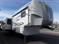 2013 Forest River Cedar Creek Silverback 33RL 36' Fifth