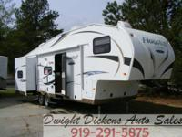 2013 Forest River Flagstaff, Standard Super Lite, Fifth