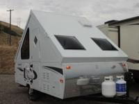 2013 Forest River Flagstaff T12SC. New 12 Tent