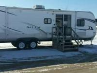 2013 Forest River Salem M-37BHSS2Q. 37 ft Salem RV 2013
