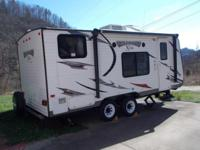 This is a 2013 Camper(Like Brand New). Will deliver