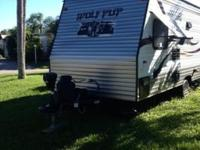 2013 Forest River Wolf Pup RV Travel Trailer. EXTREMELY