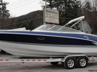 "27' Length, 8'6"" Beam, 100 Gallon fuel capacity, 14"