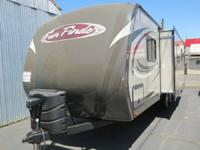 2013 FUN FINDER 244RBS CLOSE OUT SALE MSRP OF $35,800
