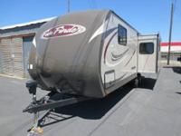 2013 FUN FINDER MODEL 264RLS MSRP $37,032 CLEARANCE