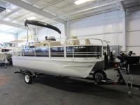 NICE 2013 G3 SUNCATCHER V18F WITH ONLY 72 ENGINE HOURS!