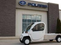 Specialized Vehicles Electric Vehicles. flat bed