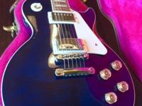 Perfect condition 2013 Gibson Les Paul Traditional in