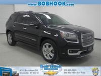 ONE OWNER CLEAN CAR FAX REPORT DENALI AWD CENTER ROW