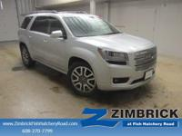 Options:  2013 Gmc Acadia Awd 4Dr Denali|4-Wheel