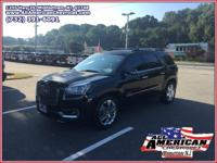This 2013 GMC Acadia Denali AWD with 76,829 miles also