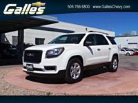 Check out this 2013 GMC Acadia SLE. Its Automatic