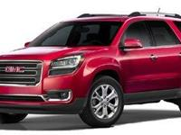 Recent Arrival! 2013 GMC Acadia SLE-2 Silver Priced