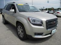 One of the best things about this 2013 GMC Acadia SLT-1