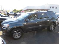 Cruise in complete comfort in this  2013 GMC Acadia!