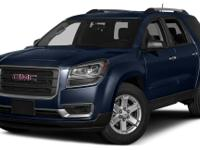 Options:  2013 Gmc Acadia Slt-1|Miles: 69158Color: