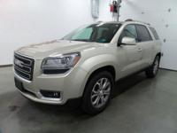 The 2013 GMC Acadia personifies a never say never
