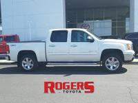 This 2013 GMC Sierra 1500 has four wheel drive