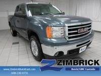 GMC Certified, CARFAX 1-Owner, GREAT MILES 37,481!