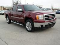 Look into this 2013 GMC Sierra 1500 SLE. It has an