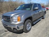 Call Eric Witt at Kerry Buick GMC  exterior: Steel Gray