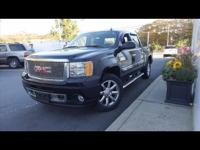 You'll love the look and feel of this 2013 GMC Sierra