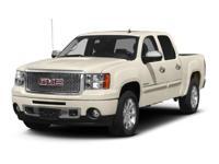 Come see this 2013 GMC Sierra 1500 Denali. Its