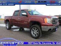 2013 GMC Sierra 1500 SL This GMC Sierra 1500 is