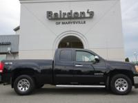 4-Speed Automatic with Overdrive, 4WD. 2013 GMC Sierra