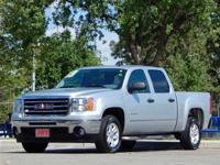 This 2013 GMC Sierra 1500 4dr SLE Crew Cab 2WD features