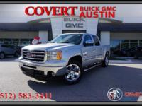 Drive home today in this 2013 GMC Sierra 1500 SLE crew