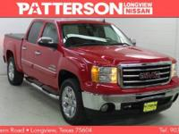 LOW MILES - 16,003! SLE trim, Fire Red exterior and