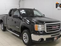 This 2013 GMC Sierra 1500 SLE is proudly offered by FOX