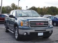 This 2013 GMC Sierra 1500 SLE is a real winner with