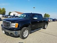 Options:  2013 Gmc Sierra 1500 Sle|Black|Priced Below