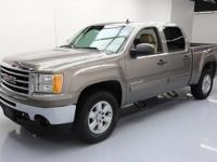 This awesome 2013 GMC Sierra 1500 4x4 comes loaded with