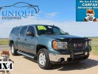 Beautiful ONE OWNER CARFAX GMC Sierra 1500 crew cab!
