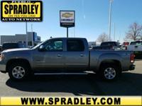 CARFAX CERTIFIED 1-OWNER VEHICLE. This crew cab will