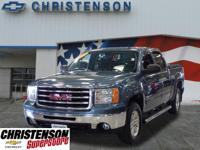 2013+GMC+Sierra+1500+SLE+In+Stealth+Gray+Metallic+GM+CE
