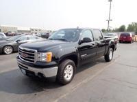 Treat yourself to this 2013 GMC Sierra 1500 SLE, which