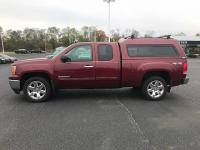 Options:  2013 Gmc Sierra 1500 4Wd Ext Cab Sle (Power