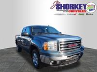 2013 GMC Sierra 1500 SLE New Price! CARFAX One-Owner.