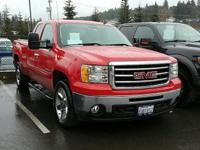 SIERRA 1500 SLE EXT CAB 4WD 4D  Options:  Abs Brakes